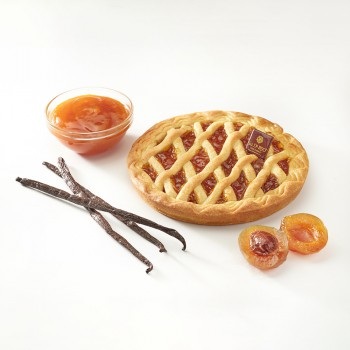 Crostata all'Albicocca del...